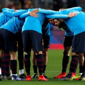 Champions League Previews: Barca lack sparkle; Liverpool favourites