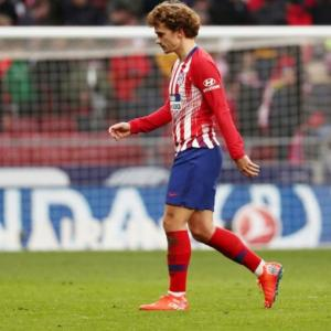 Signs of stagnation at Atletico ahead of Juve visit