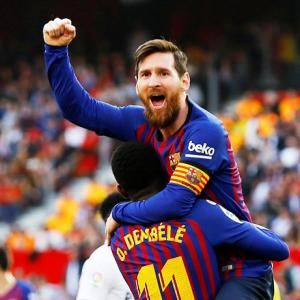 La Liga: 'Decisive' Messi nets with 50th career hat-trick