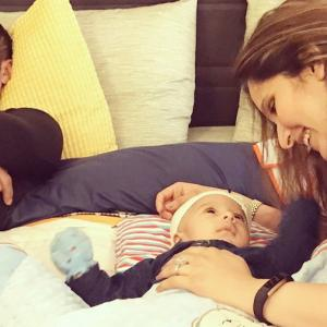 Sania Mirza's family picture you will fall in love with!