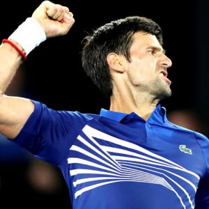 Aus Open PIX: Ruthless Djokovic, Serena, Zverev march forth
