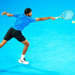 India at Aus Open: Men's doubles challenge ends in single day