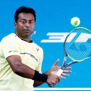 Ageless Paes has no plans to hang up racket yet