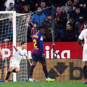 King's Cup: Barca stunned as Kevin-Prince Boateng makes debut