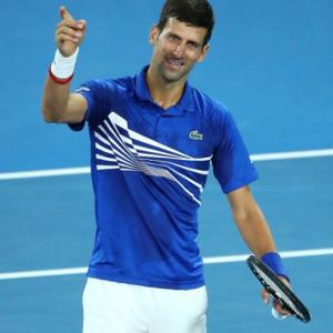 Djokovic up for another epic against greatest rival Nadal