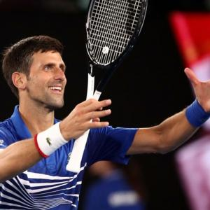 Aus Open: Djokovic destroys Pouille to set up Nadal showdown
