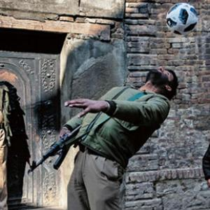 Real Kashmir! Football takes the valley by storm