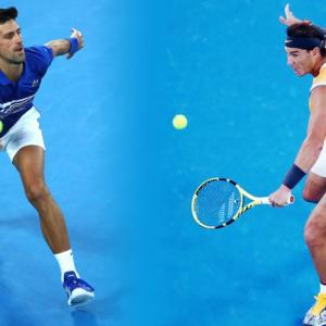 Djokovic and Nadal add another chapter to great rivalry