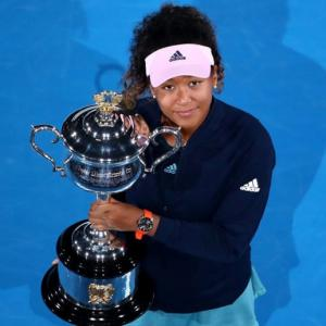 Osaka emerges as fresh champion at Australian Open