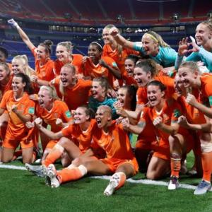 FIFA Women's WC: Netherlands reach first final