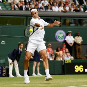 Wimbledon PIX: Nadal, Kvitova roll on