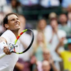 Wimbledon PICS: Federer, Nadal to clash in semis