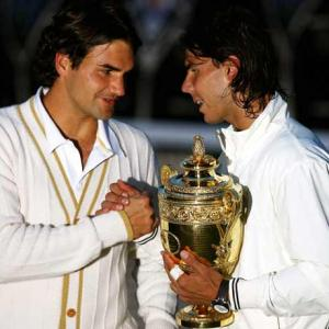 Federer, Nadal renew Wimbledon rivalry after 11 years