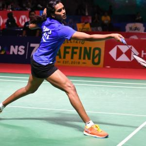 Sindhu storms into Indonesia Open semifinals