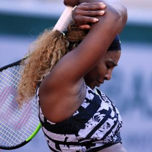 French Open PIX: Serena, Osaka ousted; Novak through