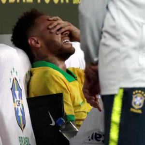 Neymar ruled out of Copa America with injury