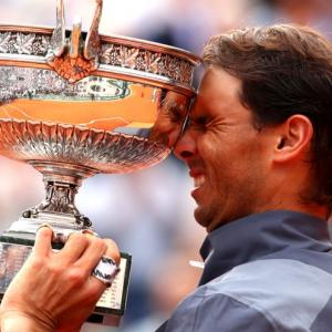 Nadal claims record-stretching 12th French Open title
