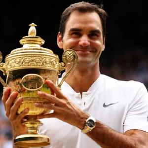 Why Federer remains the man to beat at Wimbledon