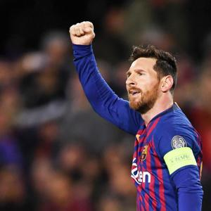 'Genius' Messi is just 'unstoppable'