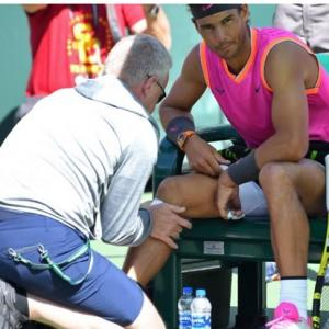 Indian Wells: Nadal pulls out with injury before Federer semi-final