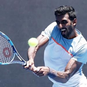 Sports Shorts: Prajnesh makes second straight Masters main draw