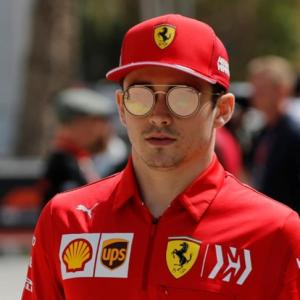 F1: Ferrari's Leclerc takes first pole in Bahrain