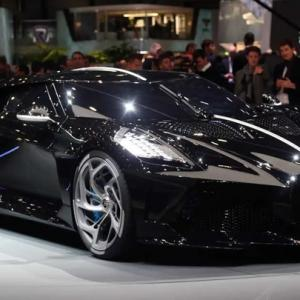 Who owns world's most expensive car?