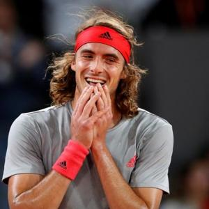Tsitsipas comes of age to beat Nadal