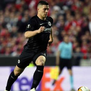Real Madrid sign Jovic for $67 million