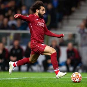 Liverpool's Salah seeks Champions League redemption