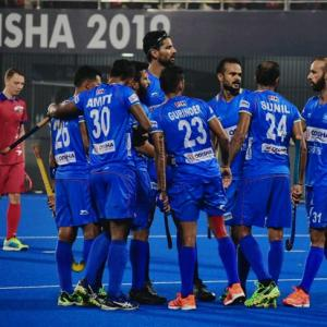 Indian men's hockey team qualifies for Olympics