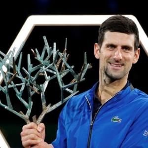 Djokovic reigns in Paris; Barty wins WTA Finals