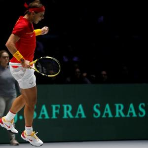 Davis Cup: Spain cruise into last eight; Croatia eliminated