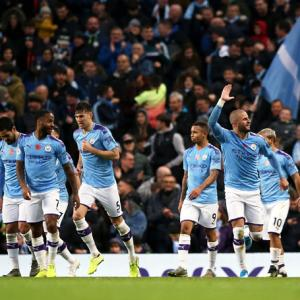 Manchester City is world's most valuable soccer group