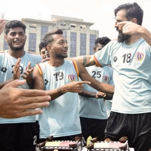 Manchester United vs East Bengal on the cards?
