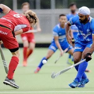 India beat hosts Belgium 2-1, record 4th win on tour