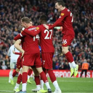 EPL: Liverpool maintain perfect start; Everton slump