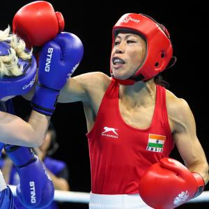 'Stay quiet on boxing': Mary Kom slams Bindra