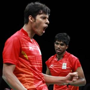 French Open: Satwik-Chirag stun World champions