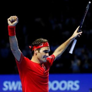 Federer whips De Minaur for record 10th Basel title