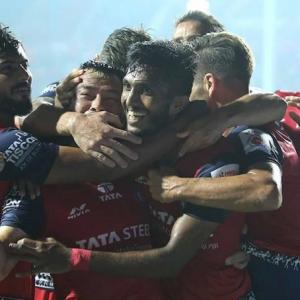 Jamshedpur register consecutive wins in ISL