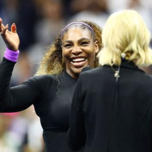 Fit, laser sharp Serena looks poised for 24th Slam