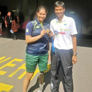 How chance meeting with Gopichand shaped Manasi's gold