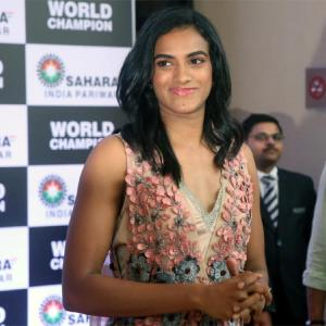 I have really improved on lot of skills: PV Sindhu