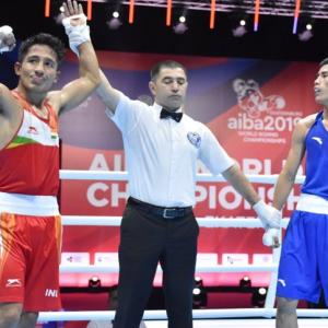 World Boxing: Kavinder, Sanjeet advance