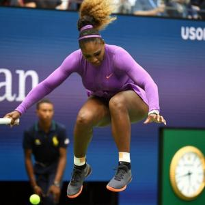 'Age not an obstacle to Serena's pursuit of 24th Slam'