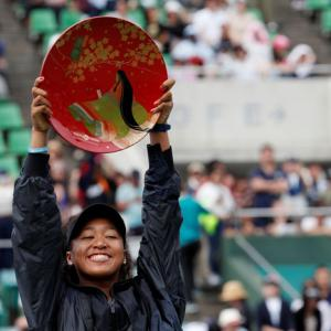 Sports Shorts: Osaka claims Pan Pacific Open title