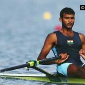 COVID-19: Rower Bhokanal on sanitisation drive