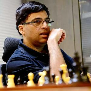 Stuck in Germany, Anand 'comfortable' in lockdown