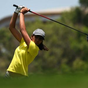Indian women golfers set to make history at LPGA event